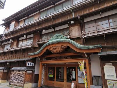 伊豆星野リゾートで癒されたい(9)東海館:昭和初期建築の老舗旅館を保存公開