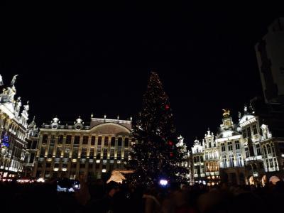 2019→2020クリスマス・年末年始ヨーロッパひとり旅④~ベルギーに移動したよ~