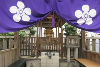 2020新年、大須巡り(2/5):1月16日(2):大須観音、本堂、扇塚、北野神社、大須商店街、富士浅間神社