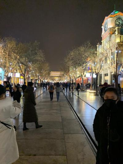 初めての中国北京★2泊3日★遺産巡りの旅★2日目