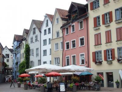 2019夏のスイス旅【35】クールへお出かけしてレーティッシュ博物館を見学