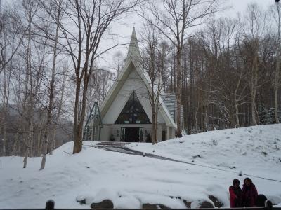 見どころ満載北海道4日間 (3) 森のソラニワ・洞爺湖