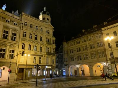 中欧旅行~街並みと路地と図書館~ プラハ編