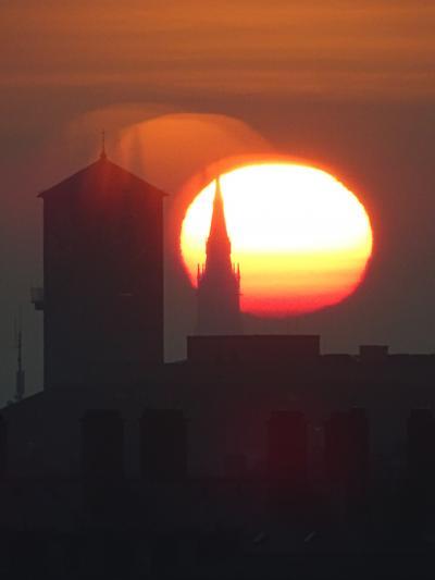 【ザルツブルク・ミュンヘン】ミュンヘンからザルツブルグへ日帰り♪元旦のミュンヘン 4