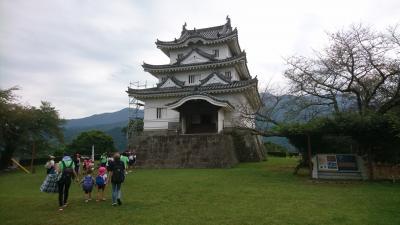 日本に現存する天守閣 全部行く。其の三 宇和島城