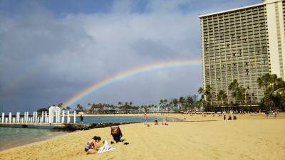 2020お正月ハワイ ①