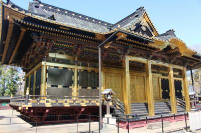 歴史上の舞台の地で感じるパワーと建築美に感動 『上野東照宮』