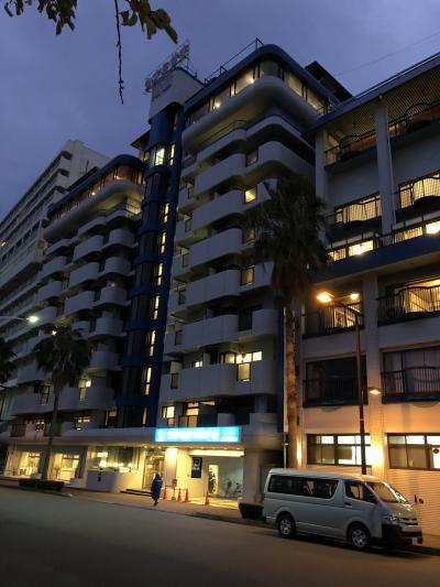 熱海のウオミサキホテルさんに泊まりました。往路~到着までです。