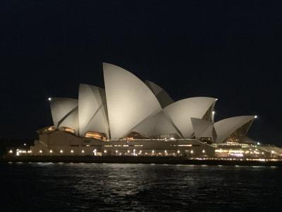 オーストラリアで夏休み vol.5 シドニーは定番で一日お散歩@ヒルトンシドニー Sep. 2019