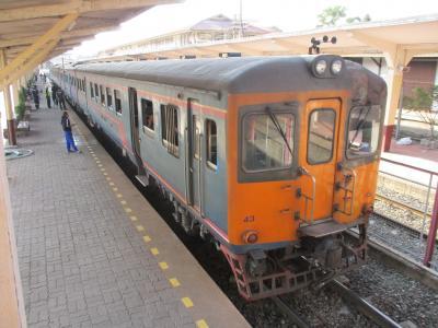 また君に逢いたくて・・・タイ国鉄の日本製 老朽車で行く タイ北部イサーンへ
