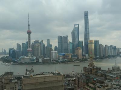 2019年末年始は、家族で上海へ。3日目上海エディションホテル