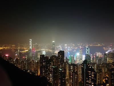 初香港!台北発の二泊三日。報道ではわからない現状?調査(2)