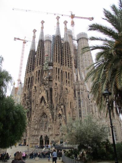 モンセラットとバルセロナ滞在の旅 4