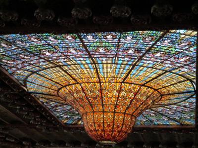 モンセラットとバルセロナ滞在の旅 5