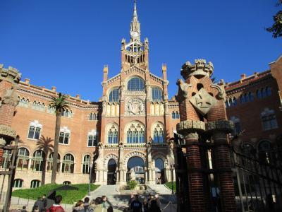 モンセラットとバルセロナ滞在の旅 6