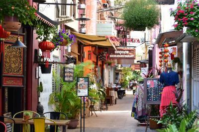乾季のカンボジアへ 感動の遺跡めぐり旅 その④(ベンメリア遺跡とシェムリアップ街歩き)