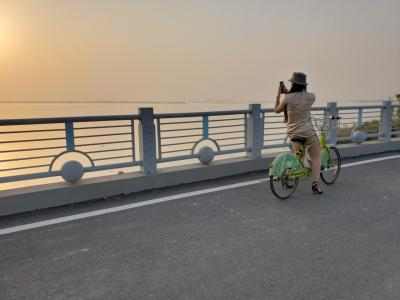 2019年の蘇州の旅 (9泊)__ Day 3 (後編 陽澄湖)