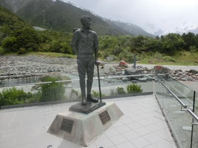 2020新春 ニュージーランド06:世界遺産アオラキ/マウントクック国立公園 タスマンバレーウォーク