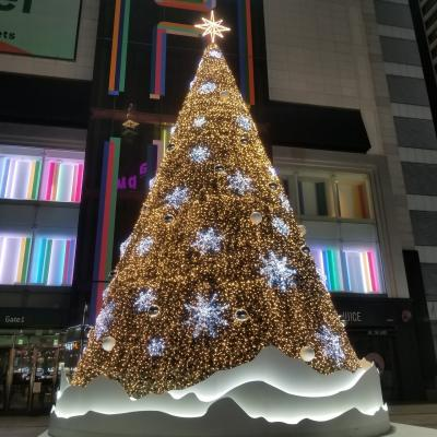 冬のソウル旅 2018クリスマス