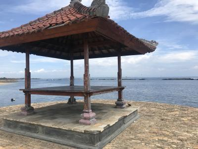2020年越、台北経由バリヌサドゥアの旅�リゾートでの一日@カユマニスヌサドゥア