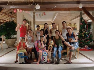 一族親子3世代12人でバリ島旅行!大型ヴィラ泊!7日目バリ島最終日