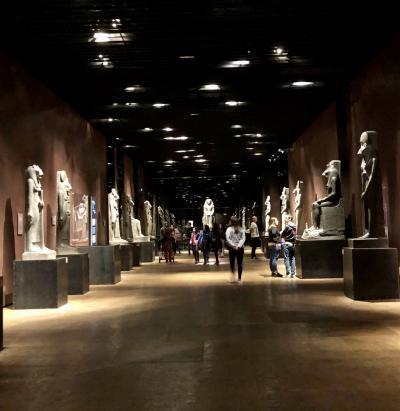 2019秋【トリノ】エジプト博物館