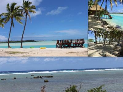 25周年記念 クック諸島 Day4-5(プライベートアイランド一周・後半)