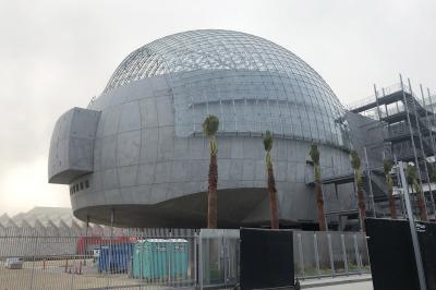 アカデミーミュージアムのポップアップイベントとLACMA
