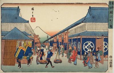 東京日本橋散策・・日本橋三井タワー~三井本館~三越本店~日本銀行本店をめぐります。