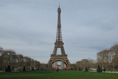 欧州周遊旅行2020②~ヴェルサイユ宮殿・パリ観光~