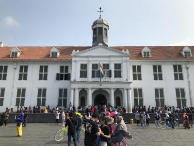 インドネシアの首都ジャカルタを見に行ってきた
