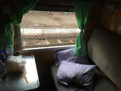 ヤンゴン、マンダレー+上海 鉄道・バスの旅3(マンダレー)