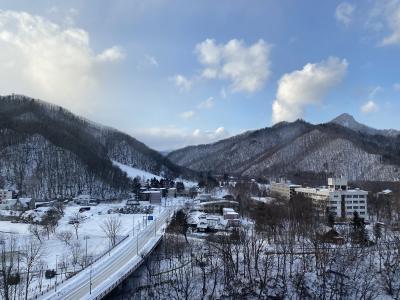 冬の北海道2019-2020③定山渓編