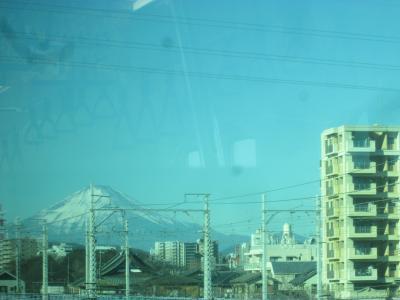 2018.01.02富士山一周その1湘南新宿ライン御殿場線