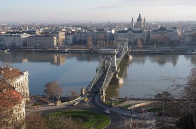 ハンガリー旅行(ブダペスト1)