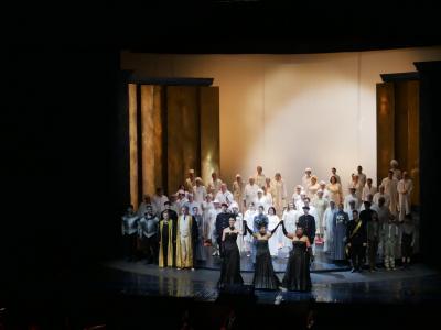 秋のウィーンで音楽三昧の旅 その6 ウィーン観光最終日はオペラ鑑賞二本立てにチャレンジ!
