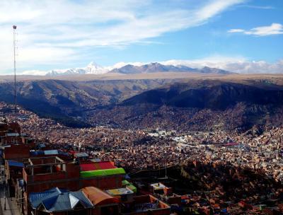 初めまして南米2019 ~ ボリビア入国&ラパス半日観光でちょっと先行き不安になる