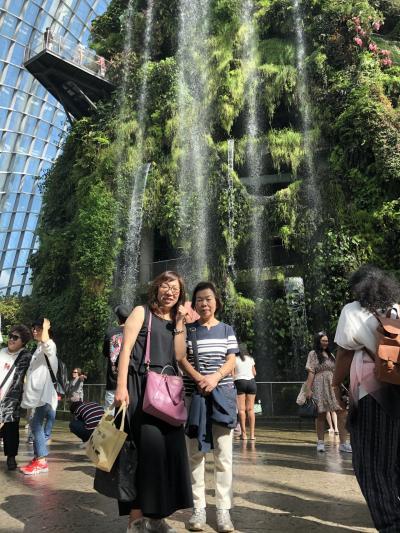 初シンガポール~母娘の旅~
