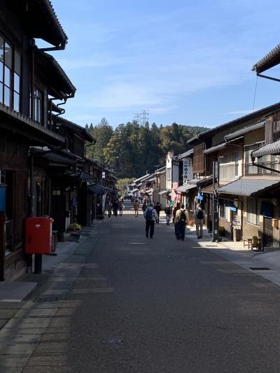 岩村城下町は『半分、青い。』ロケ地だった