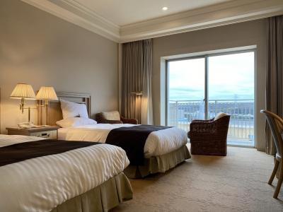 「アカデミアパークホテル」AMEXのフリーステイギフト券で宿泊してきました♪