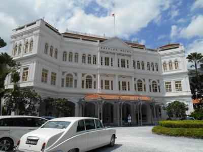 弾丸シンガポール、ホテル1泊機内2泊 Ⅱ