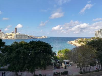 マルタ旅行①