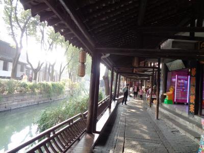 用直古鎮(蘇州をベースにふらふら水郷巡りしてみました⑤)