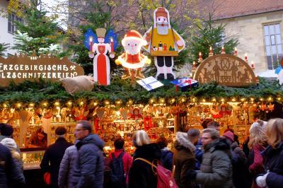 ときめきのドイツクリスマスマーケット6日間 ⑤