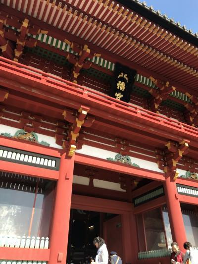 歴史好きの息子と鎌倉日帰り散歩