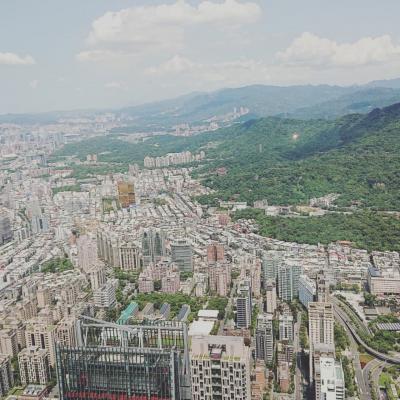 夏休みに王道の観光しに台湾 2日目 - 母とボウズの旅 -2019