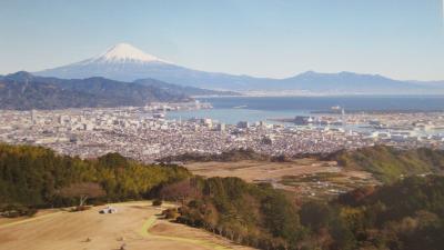 遠州・桜エビと富士山の絶景を求めて(2)日本平ホテルで優雅に過ごす