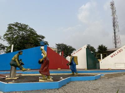 2020アフリカ~赤道ギニアの首都マラボ