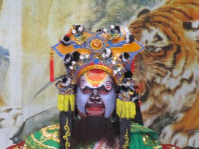 タイ歌謡とミャンマー再々訪の旅(3)ウドーン・ターニーのドラゴン祭リ。