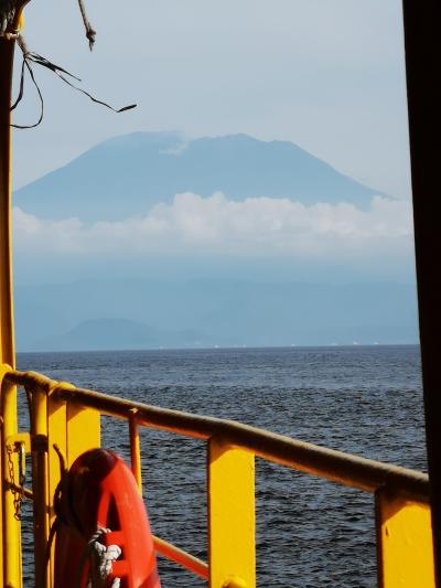 まうまう流バリ島攻略 公共フェリーでパダンバイまで